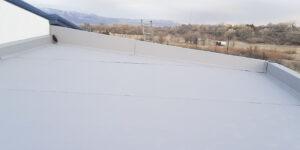 Grey TPO Roof Grand Junction