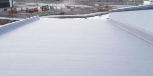 Light Grey TPO Roof